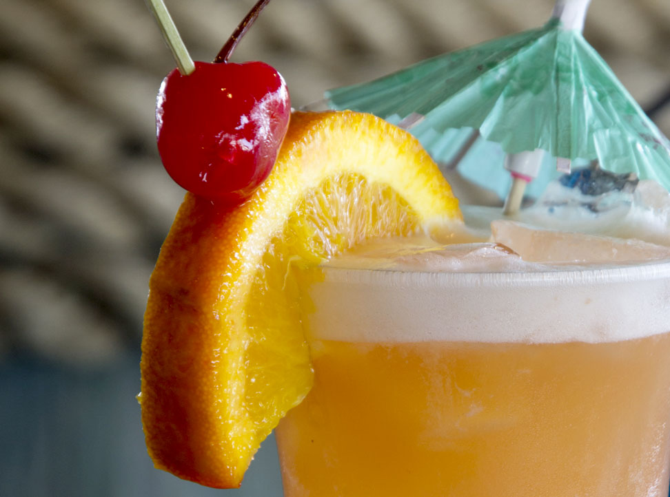 The Shack Rum Punch