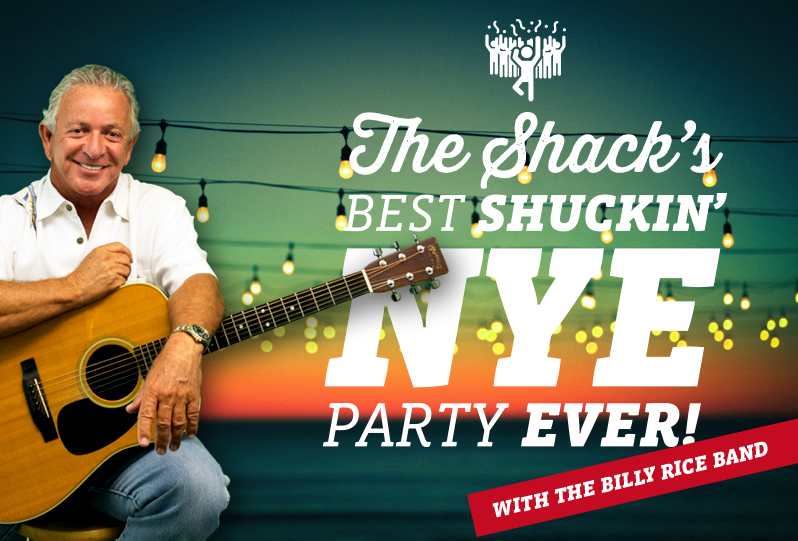2015 NYE Party at The Neptune Room at The Seafood Shack