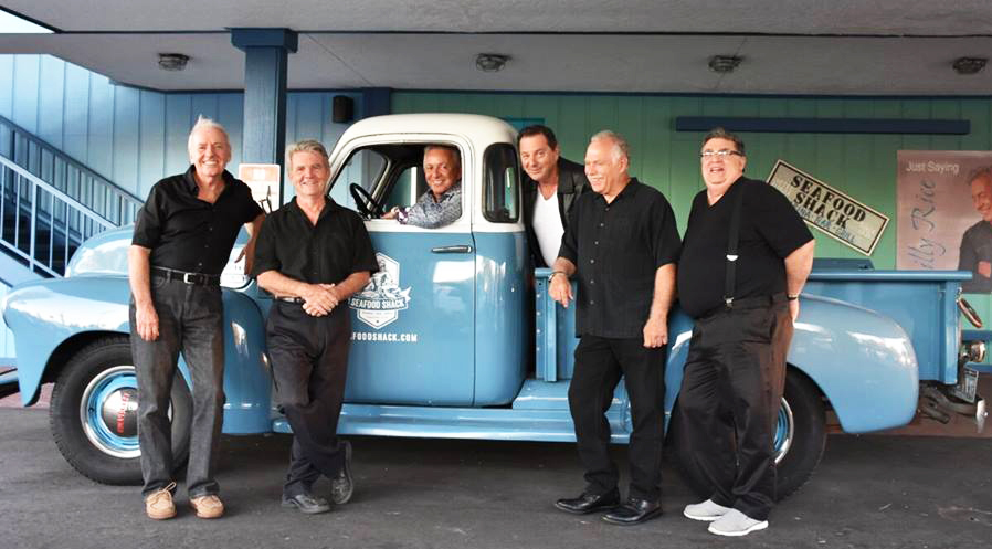 Billy Rice Band at The Seafood Shack's Best Shuckin' NYE Party Ever 2015