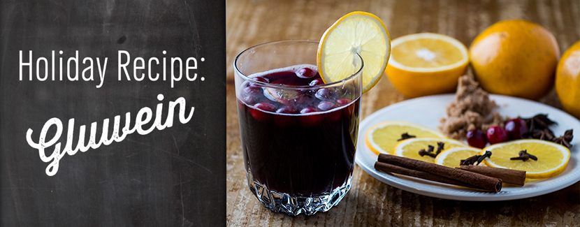 Seafood Shack's Holiday Recipe: Gluwein Mulled Wine