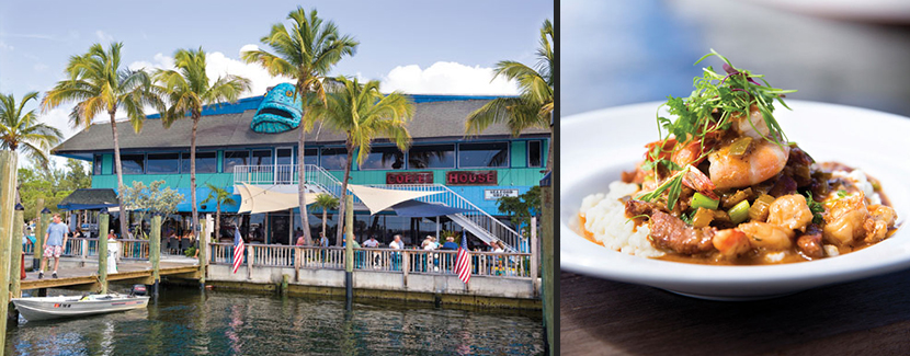 Exactly where to eat in sarasota depending on your mood for Sarasota fish restaurants