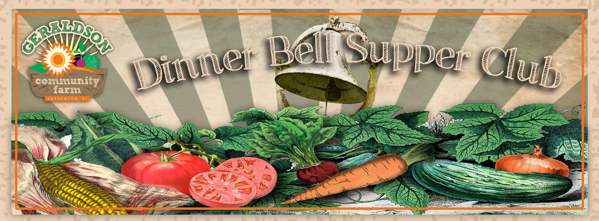 Geraldson Community Farm - Dinner Bell Supper Club