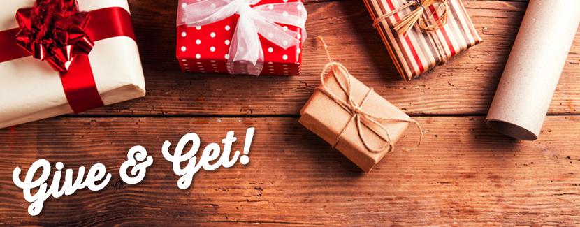 Holiday Gift Card Bonus Offer - Seafood Shack, Cortez, Florida