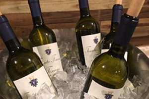 Forconi Winemaker Dinner at The Seafood Shack - January 2017